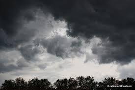 Image result for donkere wolken