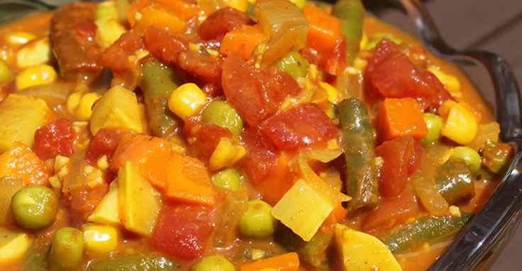 Whole Foods Curried Vegetables Nutrition