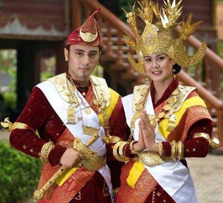 Keunikan Dari Pakaian Adat Jambi - Pakaian Nusantara