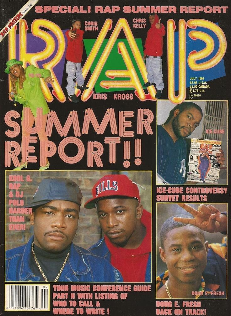 It's that summer report yo!