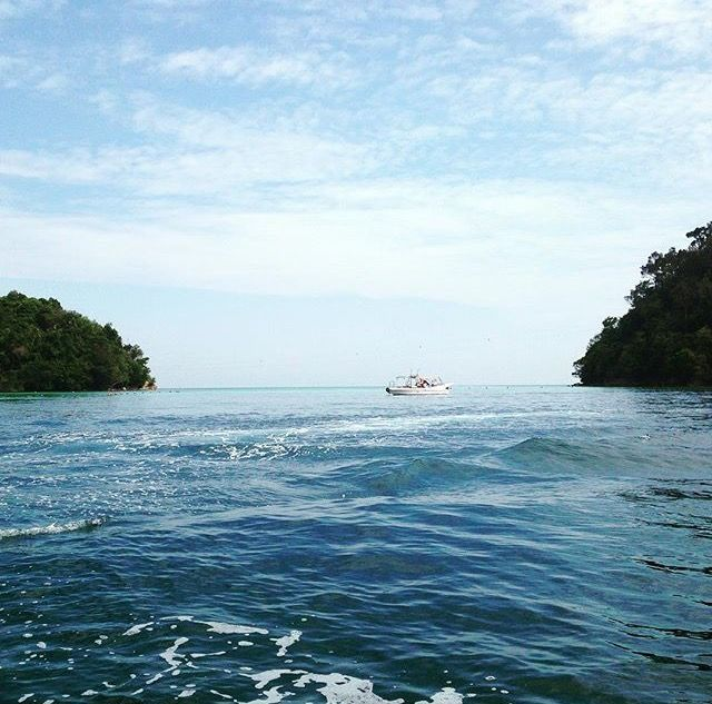 Sapi Island and Gaya Island, Kota Kinabalu, Borneo, Malaysia