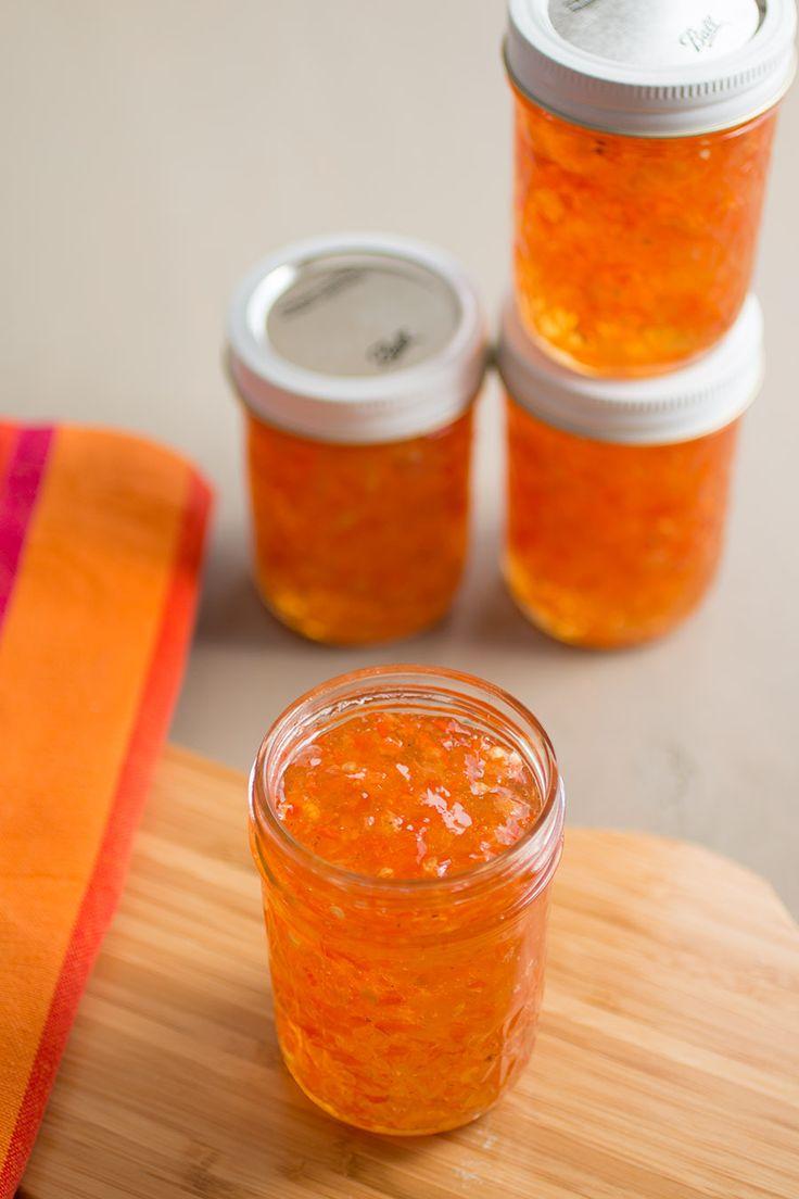 Habanero Pepper Jam Recipe - Chili Pepper Madness                                                                                                                                                                                 More