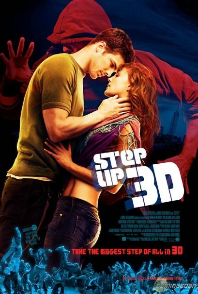 Step Up 3 D Step Up Movies Step Up 3 New Movie Posters