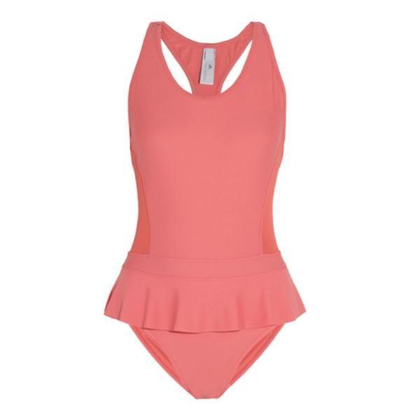 10 maillots de bain pour les silhouettes de type athlétique (Adidas by Stella McCartney) | Elle Québec