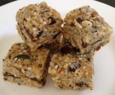 """Birdseed"" Muesli Bars 