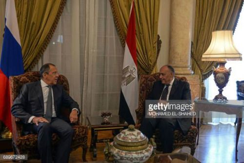05-29 Russian Foreign Minister Sergey Lavrov (L) meets with his... #elpino: 05-29 Russian Foreign Minister Sergey Lavrov (L) meets… #elpino