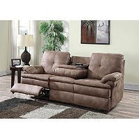 reclining sofa sam 39 s club and sofas on pinterest. Black Bedroom Furniture Sets. Home Design Ideas