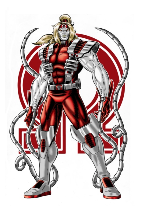 Omega Red(Arkady Rossovich)