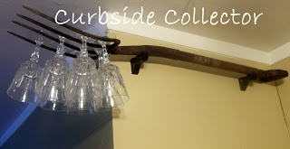 Curbside Collector: Vintage Pitch Fork Glass Holder
