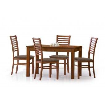 Ernest 120-as étkező asztal  Fa étkező asztalok