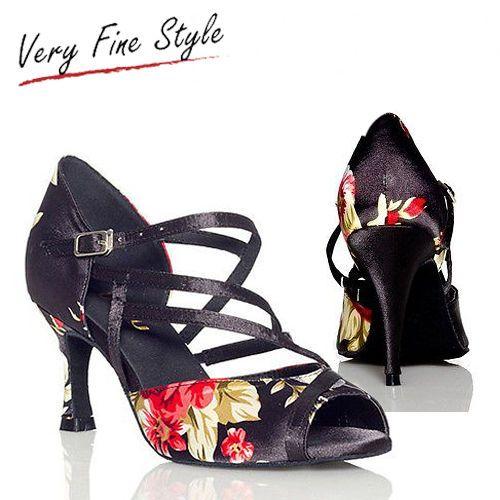 New Ballroom Latin Shoes Women Salsa Dancing Shoes Tango Dance Shoes Size 5-10