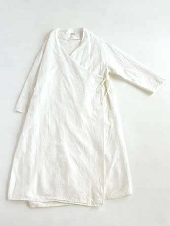 earth dye robe