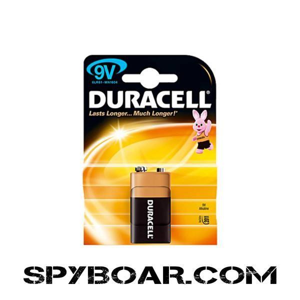Alkalni Baterii Alkalna Bateriya Duracell 9v Tip 6lr61 Duracell Alkaline Battery Duracell 9v