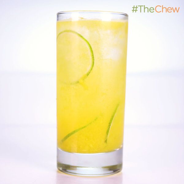 Ming Tsai's Mango Vodka Coolers! #TheChew