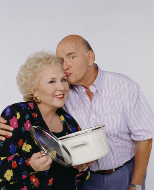 Frank and Marie Barone. (Everybody Loves Raymond)