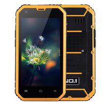 """No.1 Original M2 IP68 teléfono celular MTK6582 Quad Core 4.5 """" Android 5.0 resistente a prueba de agua 1 GB RAM 8 GB ROM 13MP 2400 mAh GPS WCDMA 3 G"""
