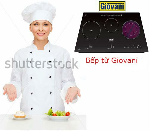 Tìm hiểu những tính năng độc đáo chỉ có ở bếp từ Giovani