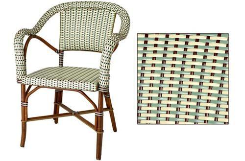 Wa Hoo Designs Bistro Arm Chair HK-117 by Wa Hoo Designs on HomePortfolio