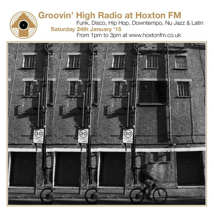 Groovin' High Radio @ Hoxton FM #03 (24/01/2015) http://www.mixcloud.com/GroovinHighCollective/groovin-high-radio-hoxton-fm-03/ Cover by A. Rojo
