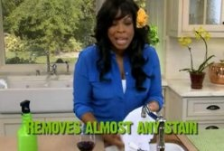 """Clean your house from the laundry room to the kitchen – even the garage floor stains of grease - with the all-around cleaning product endorsed by Niecy Nash of """"Clean House""""."""