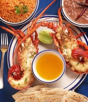 The XXI Lobster Fest Puerto Nuevo, Rosarito. Keep hearing they have the best lobster in Rosarito... and it's only 45 mins from San Diego... road trip!