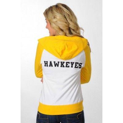 Iowa Hawkeyes Game Day Fleece Jacket