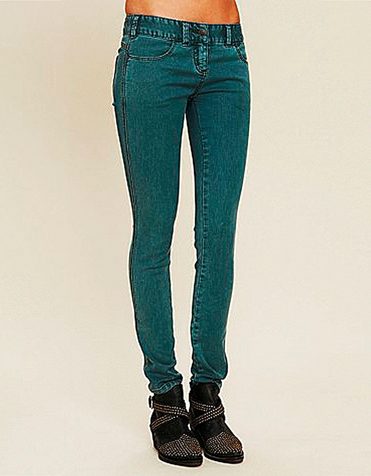 #LestersFallObsessions #Jewel Toned Colored #Skinny #Jeans