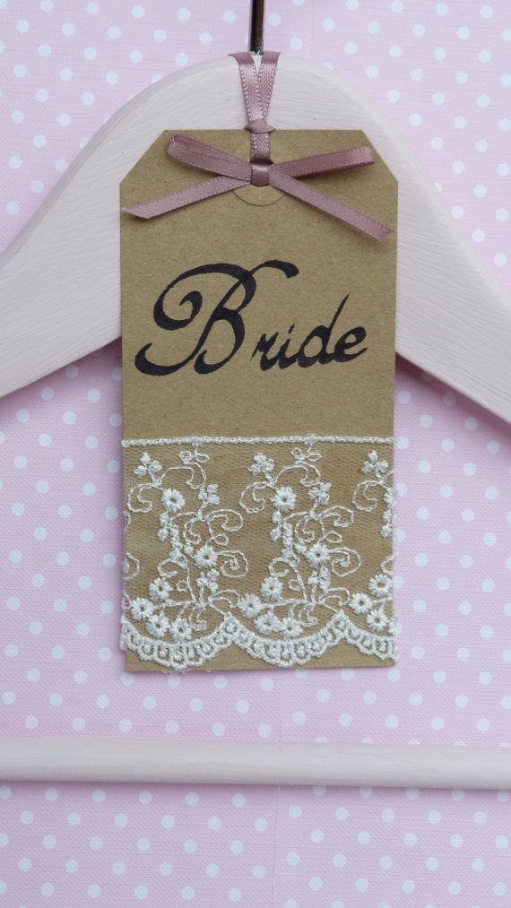Bespoke Wooden Bridal/Wedding Dress Hanger  Pale by AkitoAvalanche, £2.99