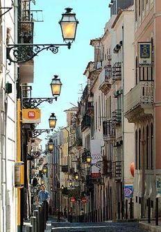 Bairro Alto. Lisboa,  Portugal
