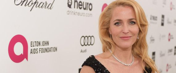 Gillian Anderson Opens Up About The Possibility Of Dating Women