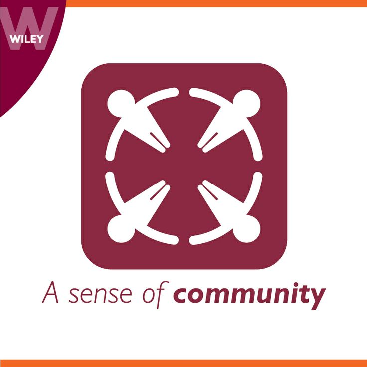 A sense of community  #wiley #value #culture