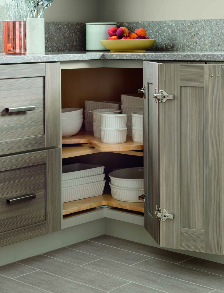 17 Best images about Organizing Your Kitchen on Pinterest | Pot racks,  Cabinets and Kitchen drawers