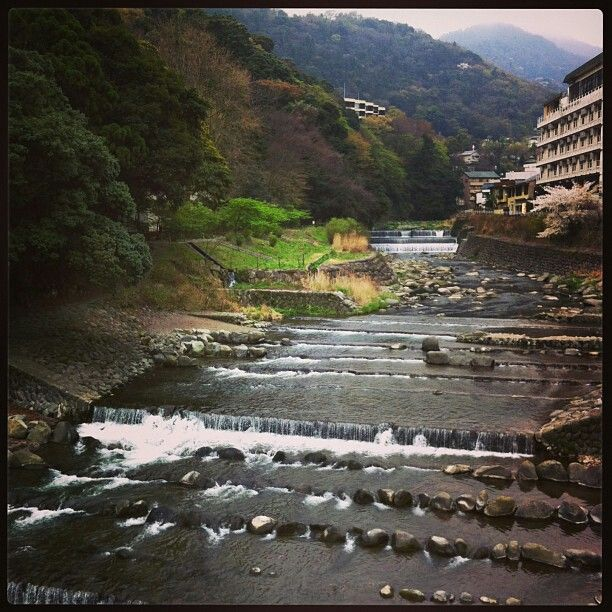 Hakone Honshu Japan