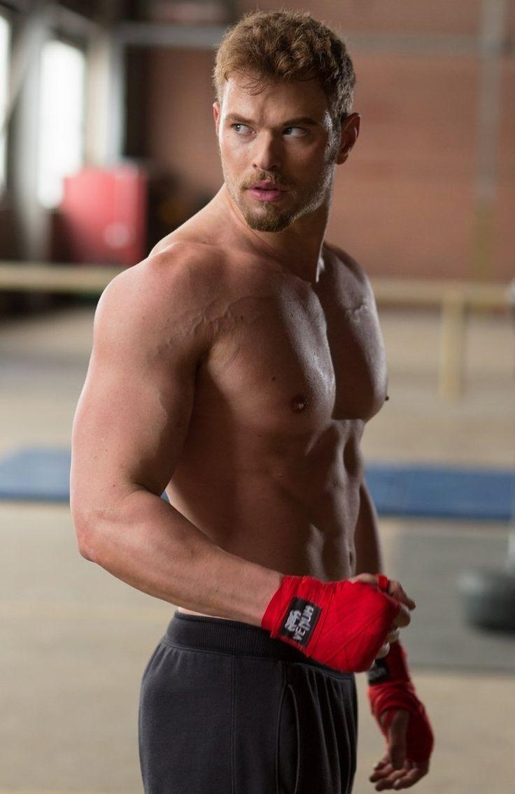 Kellan Lutz - Cameron Kyle Fighting Series