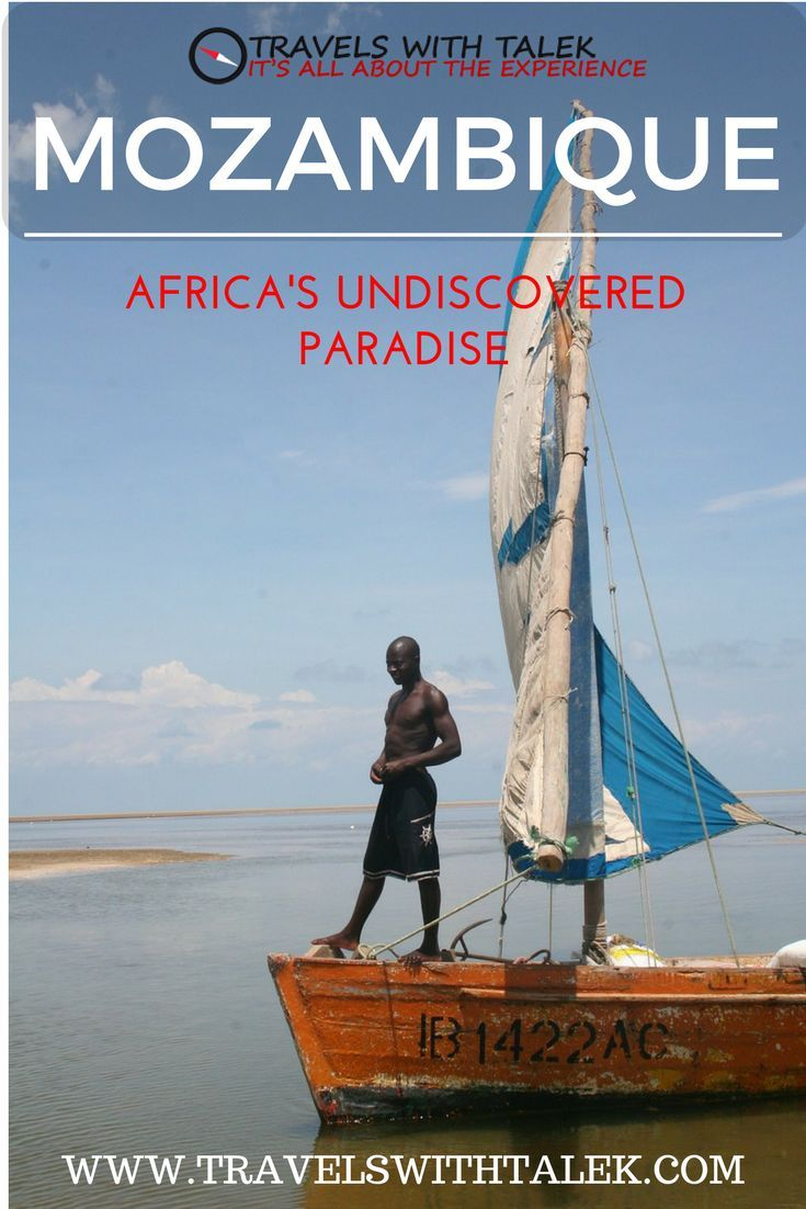THE BEACHES OF MOZAMBIQUE AFRICAu0027S UNDISCOVERED PARADISE
