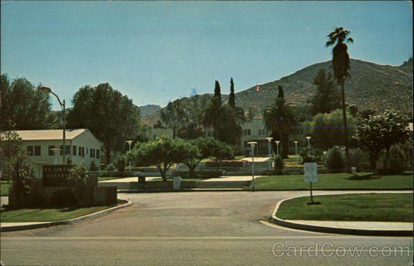 La Sierra College Riverside California