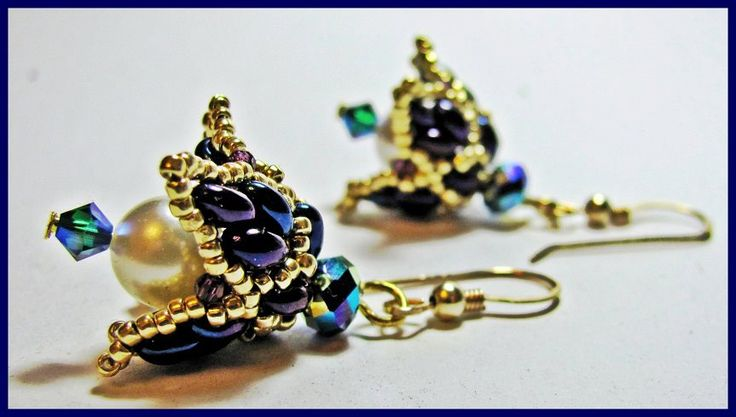 Super Duo Bead Patterns | Beading with Twin, Spike, and Speciality Beads
