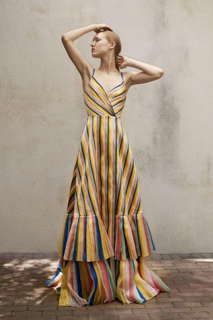 Carolina Herrera Resort 2018   Moda para mujeres