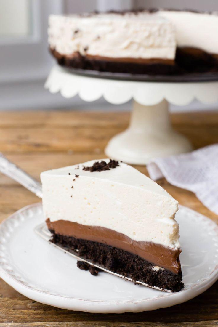 Thermomix No-Bake Oreo Pie | Thermomix Baking Blogger