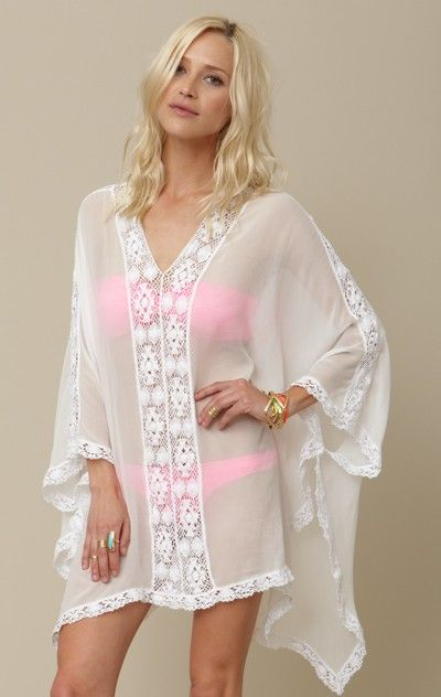 Kaftan - this is what I need to cover my not so swimming suit body!