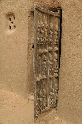 porte Mali - Photo de Portes d'Antan - BikoZaiLLeDoO