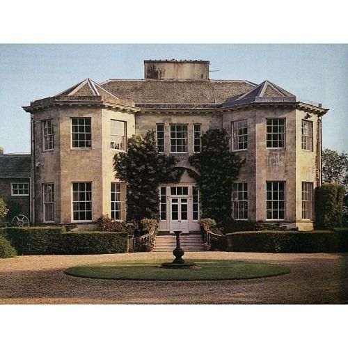 rmpattison:  Alderbury House in Alderbury, Wiltshire designed by Benjamin Latrobe c. 1791 while under the tutelage of London architect Samuel Pepys Cockerell, and completed 1796; one of Latrobe's few English commissions before moving to America in 1795