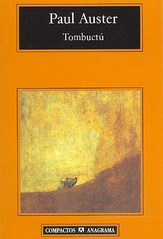 Tombuctú, de Paul Auster