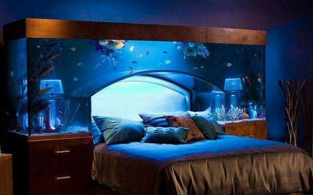 aquarium bad | world amazing place & art | pinterest | aquarium, Hause ideen