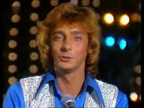 '70s Barry Manilow...the early ballads...I used to belt out Mandy and Could This Be Magic in my room as a teenager
