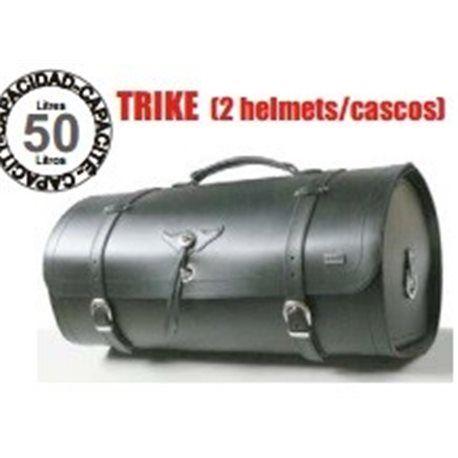 Rulo Trike Con Tachuelas Spaan Capacidad 2 Cascos