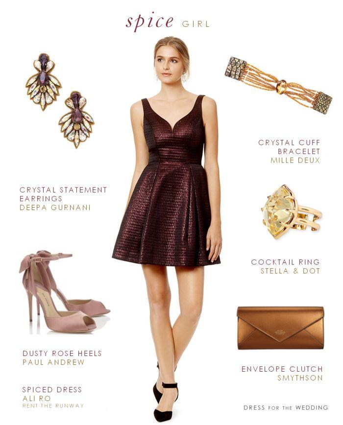 Dress For A November Wedding Guest Wedding Guest Dresses
