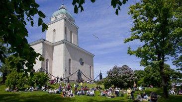 Finland :  Unesco World Heritage sites.