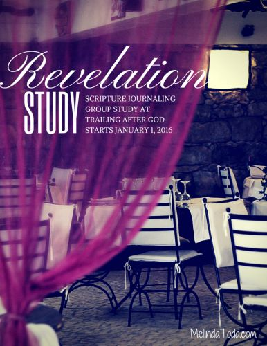 Revelation Study with free printable worksheets! Get them now!