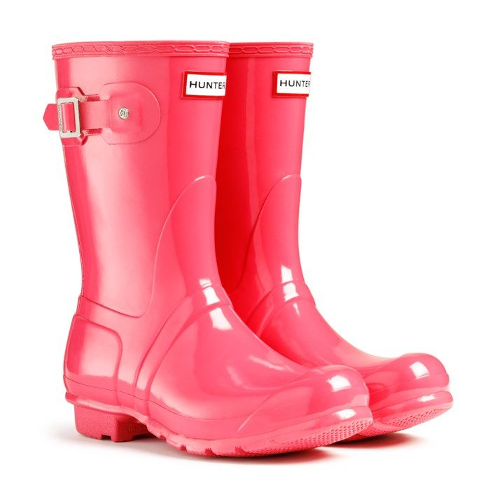 Gloss Wellies | Original Gloss Short | Hunter Boot